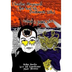 Affiche concerts Charles Hayward et Barberos
